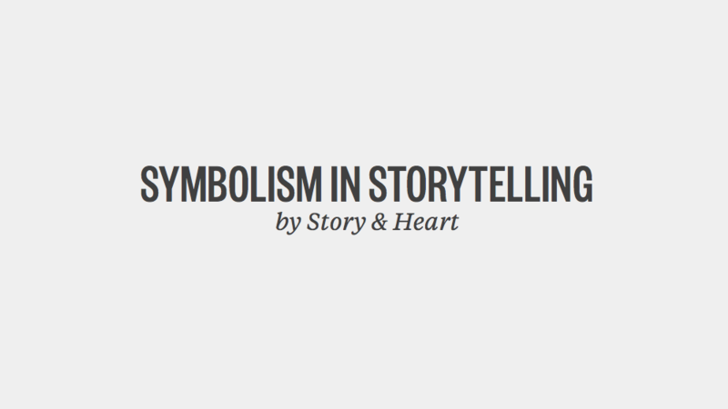 Symbolism In Storytelling Exercise Resources Academy Of
